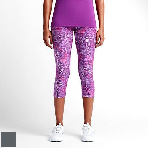 Nike Ladies Print Capri Tights