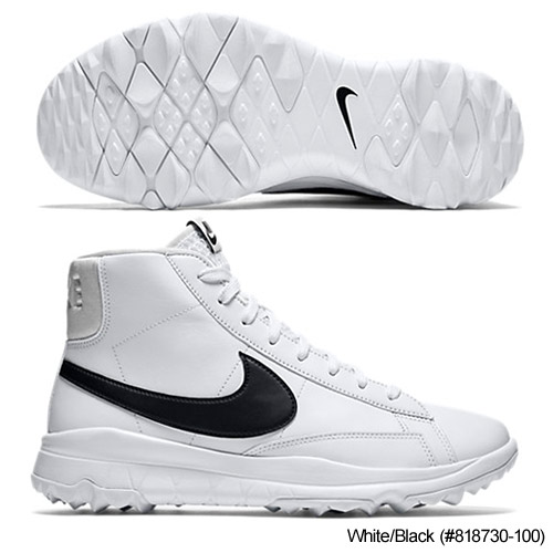 new product f97a3 d6723 Nike Ladies Blazer Golf Shoes