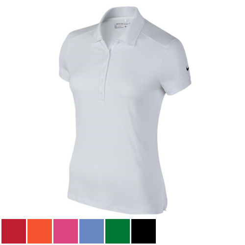 Nike Ladies Victory Solid Polo