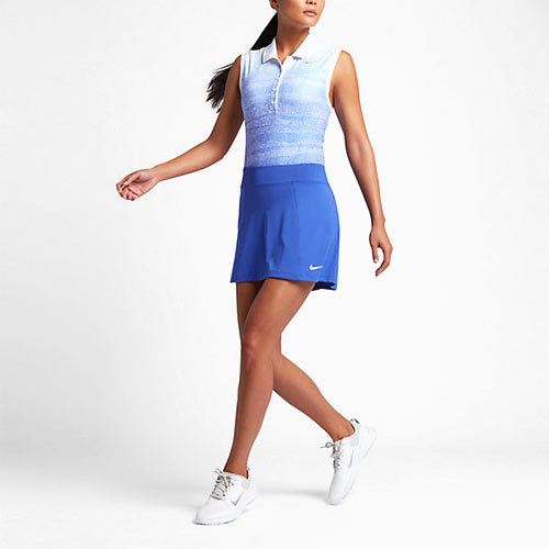 Nikes Ladies Precision Golf Polo