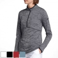 Nikes Ladies Half Zip Golf Top