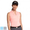 Nike Ladies Zonal Cooling Sleeveless Golf Polo