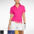 Nike Ladies Jersey Polo Shirts