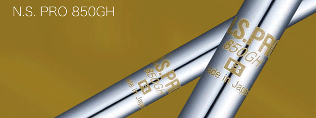 Nippon Shaft N.S. PRO 850GH Iron Shafts