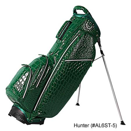 ワニ Ouul Alligator Collection 5 Way Stand Bag ゴルフ用品通販の