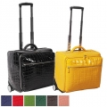 (ワニ)OUUL Alligator Collection Roller Luggage
