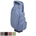 OUUL Ladies Check Wave Cart Bag