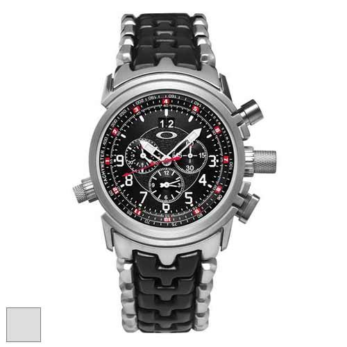 オークリー 12 Gauge Steinless Steel Carbon Fiber Bracelet  Watches