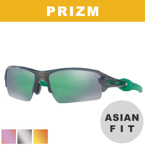 Oakley Prizm Flak 2.0 Asia Fit Sunglasses