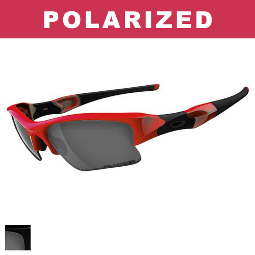 オークリー Polarized FLAK JACKET XLJ Sunglasses