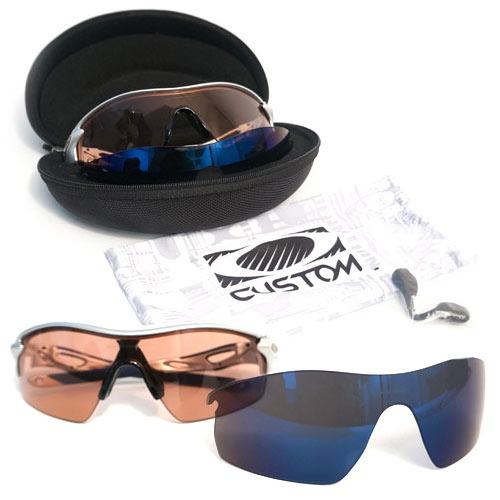 オークリー Sport RADARLOCK Custom Sunglasses/オークリースポーツRADARLOCKカスタムサングラス【ゴルフその他Oakley(オークリー)】/OAK0866/Oakley(オークリー)/激安クラブ USAから直送【フェアウェイゴルフインク】