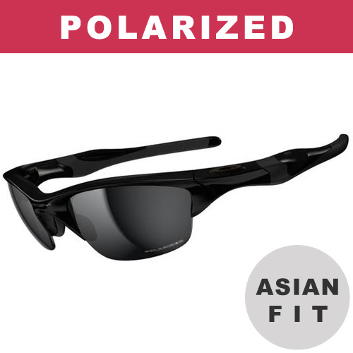 オークリー Asian Fit Polarized Half Jacket 2.0 Sunglasses