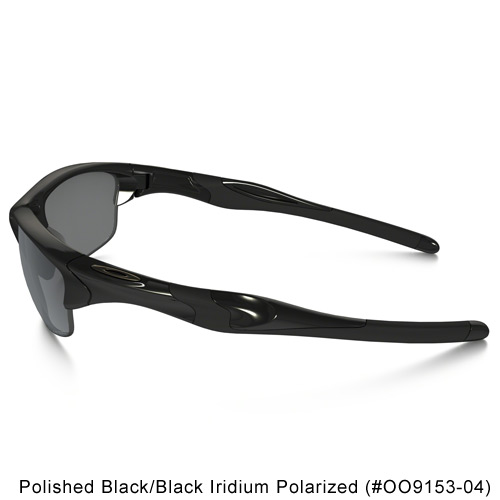Oakley Asian Fit Polarized Half Jacket 2.0 Sunglasses