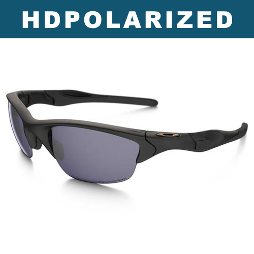 オークリー HD Polarized Half Jacket 2.0 Standard Issue Sunglasses