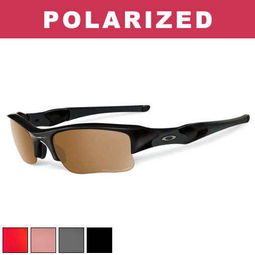 オークリー Polarized Flak Jacket XLJ Sunglasses/オークリー偏光フラックジャケットXLJサングラス【ゴルフその他Oakley(オークリー)】/OAK0906/Oakley(オークリー)/激安クラブ USAから直送【フェアウェイゴルフインク】
