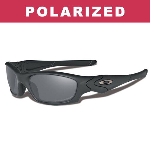 オークリー Polarized STRAIGHT JACKET Sunglasses