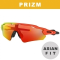 Oakley Asian Fit Radar EV Path Harmony Fade Sunglasses