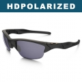 Oakley HD Polarized Half Jacket 2.0 Standard Issue Sunglasses