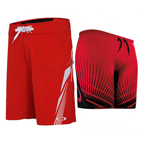 オークリー Blade II Board Red Line Shorts/オークリーブレイドIIボードレッドラインショーツ【ゴルフウェアOakley(オークリー)】/OAK0978/Oakley(オークリー)/激安クラブ USAから直送【フェアウェイゴルフインク】