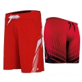 Oakley Blade II Board Red Line Shorts