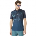 Oakley Deep Rough Camo Polo