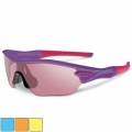 Oakley Ladies RADAR EDGE Apparel Tie in Sunglasses