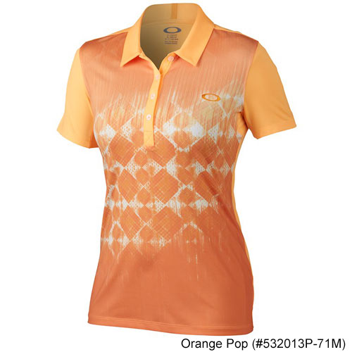 Oakley Ladies Faye Polo Shirts