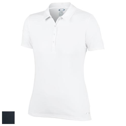 オークリー Ladies Short Sleeve Solana Polo Shirts