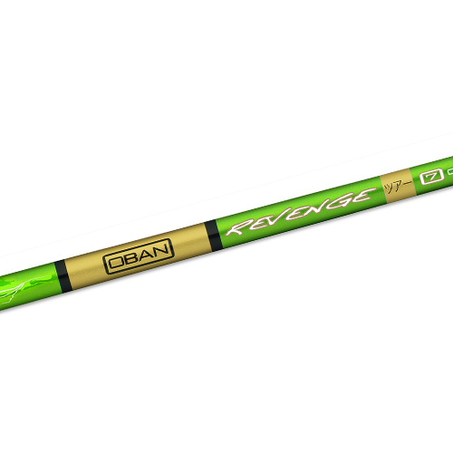 Oban Revenge Series Hybrid Shafts