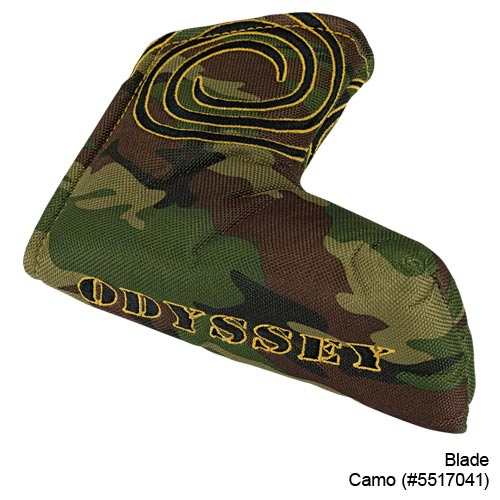 Odyssey 2017 Camo Headcover - Click Image to Close