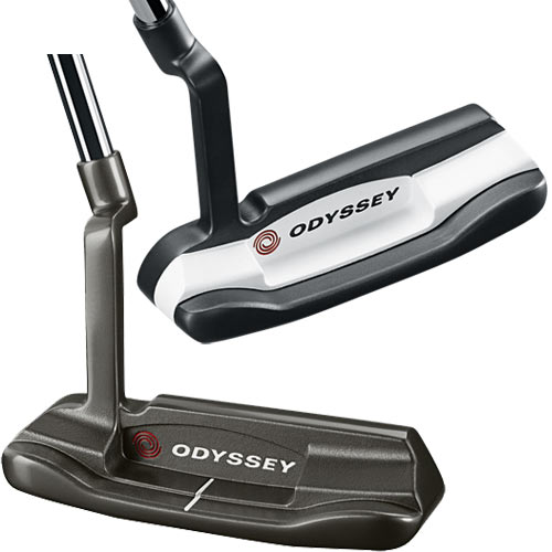 Odyssey Tank #1 Putters