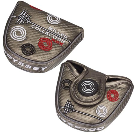 Odyssey Milled Collection RSX Putter
