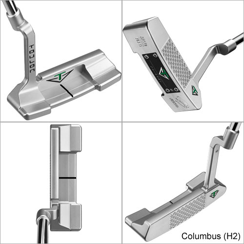 Odyssey Toulon Design Standard Weight Putters