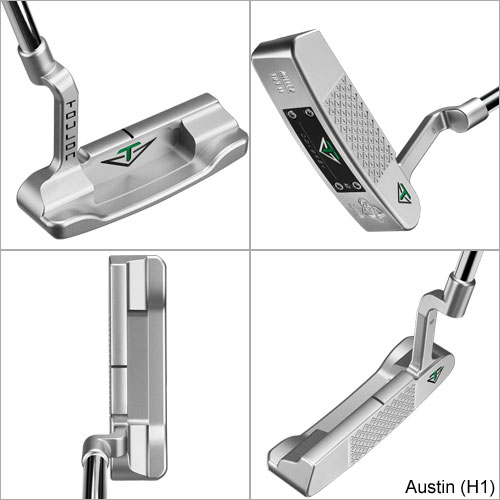 Odyssey Toulon Design MR Counterbalanced Putter
