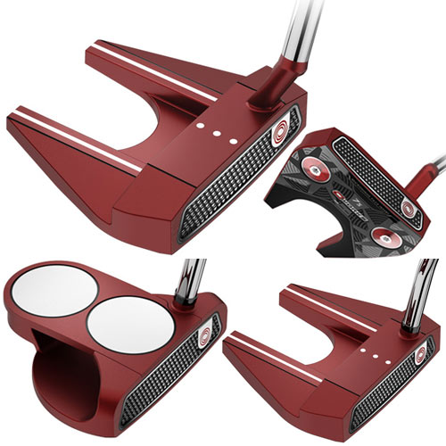 Odyssey O-Works Red Putter
