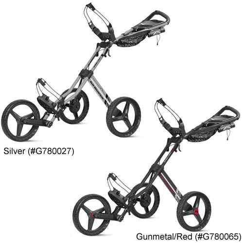 eWheels Body Set and SunMountain Speed Cart