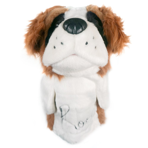 Rory McIlroy Limited RORS Driver St Bernard Dog Headcover