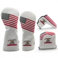 California Flag Ultra Leather Headcover