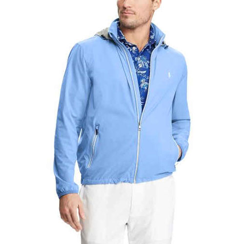 Polo Golf Packable Anorak