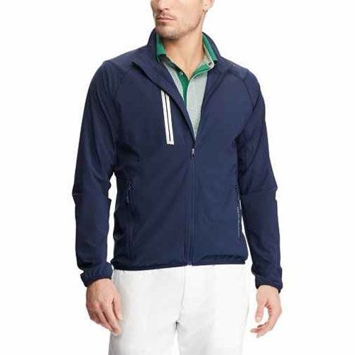 Polo Golf Packable Stretch Windbreaker
