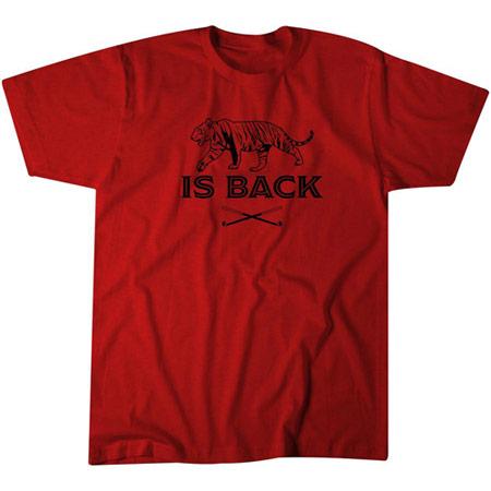 BreakingT He\'s Back T-Shirts