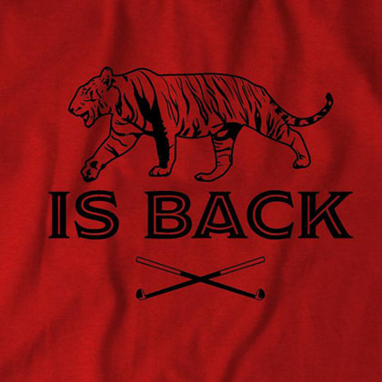 BreakingT He's Back T-Shirts