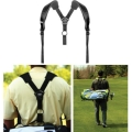 Izzo Golf Comfort Swivel Dual Strap