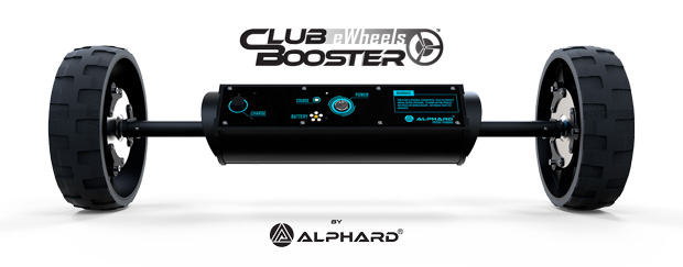 Club Booster eWheels