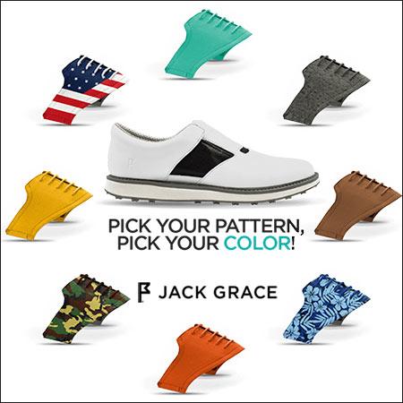 Jack Grace INNOVATOR 1.0 ç¹æ³¨ã·ã¥ã¼ãº