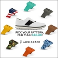 Jack Grace INNOVATOR 1.0 Custom Golf Shoes