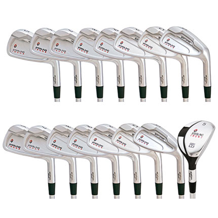 Sterling Irons Single Length Irons(全番手同じ長さ!)