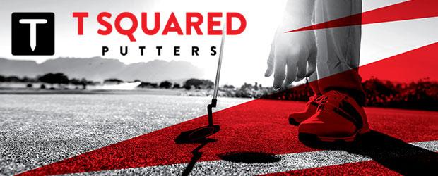 T Squared Putter Ts-713i Standard Series Putter