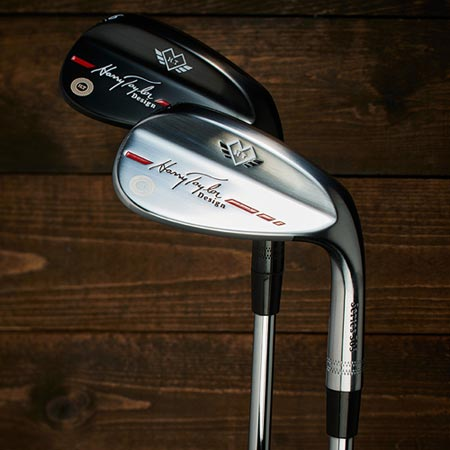 Harry Taylor Golf HT Series 305 Chrome Finish Wedge
