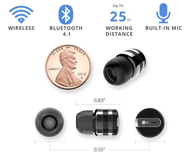 Rowkin Wireless Headphone